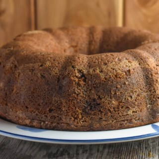 Grandma's Sour Cream Coffee Cake is perfect for breakfast or dessert.