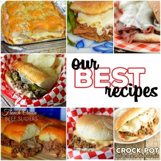 These great sandwich recipes will have everyone asking for more when served. Sandwiches are a great option for busy weeknights when the family is on the move.