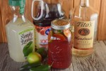 With only four ingredients, this Jalapeno Cape Codder cocktail recipe is a cinch to throw together.