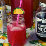 Hard Blackberry Lemonade is a 2-ingredient cocktail that will soon become your go-to summer drink. Simply Lemonade is jazzed up with Blackberry Moonshine for the best-ever hard lemonade recipe.