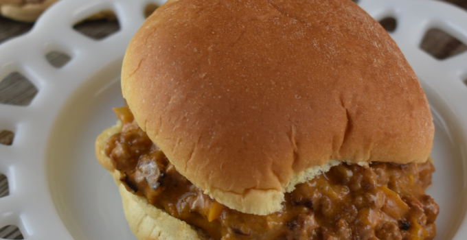 Frisco Melt Sloppy Joes
