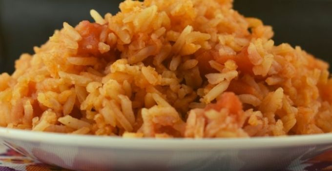 Authentic Spanish Rice – An Old Fashioned Spanish Rice Recipe