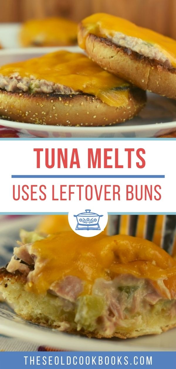 Open Faced Tuna Melts are a classic tuna melt recipe that's quick to make and extremely easy on the wallet. And, kids and adults love them!