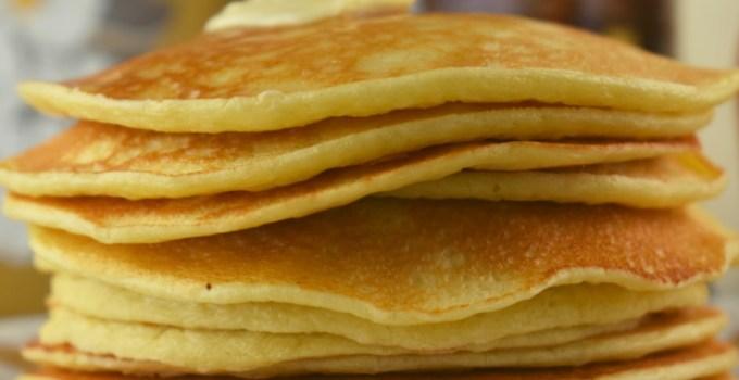 Cottage Cheese Pancakes – A Thin Pancake Recipe