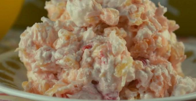 Glorified Rice – Old Fashioned Dessert Salad