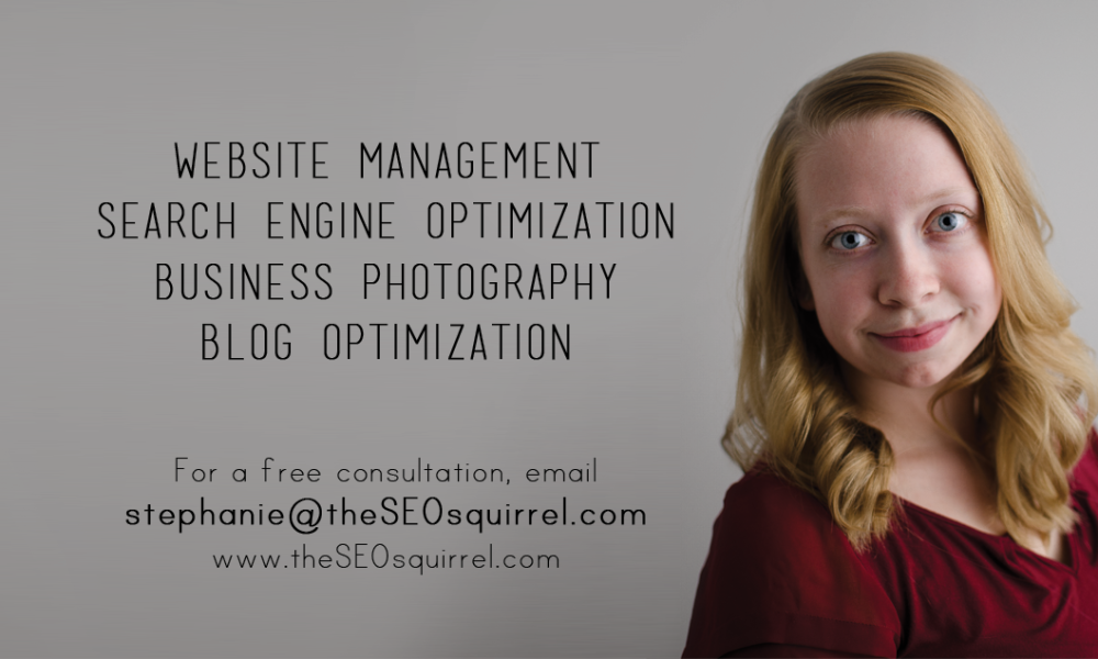 Meet Stephanie de Montigny, The SEO Squirrel