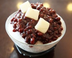 Korean Bingsu