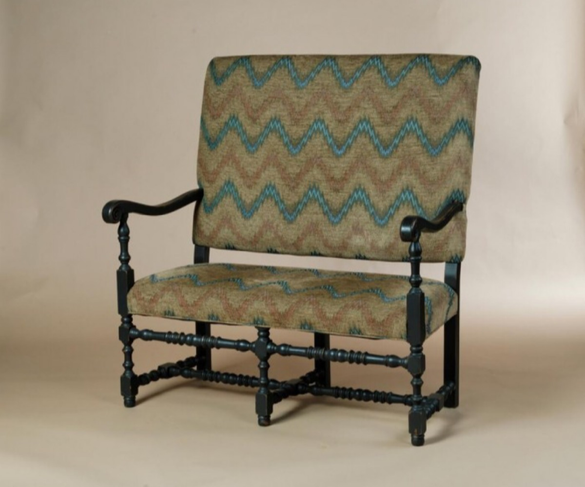 windsor style chairs canoe chair back jacobean settle - alex pifer's the seraph