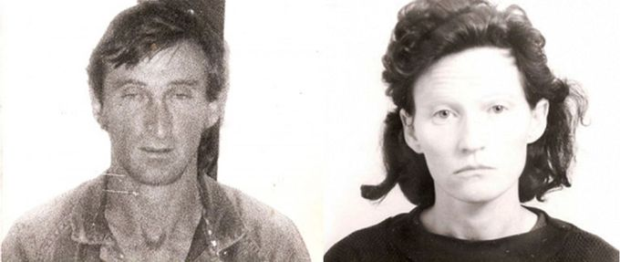 david and catherine birnie, the moorhouse murderers