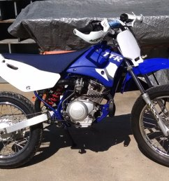 2002 yamaha ttr 125l sold posted 4 5 17 [ 1066 x 800 Pixel ]