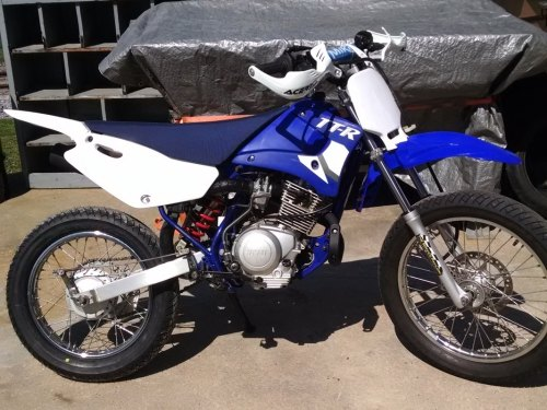 small resolution of 2002 yamaha ttr 125l sold posted 4 5 17