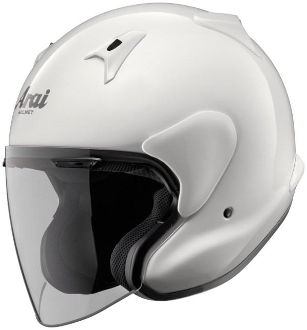 Arai Xc Diamond White Open Face Helmet