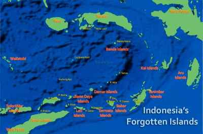 The Forgotten Islands Liveaboard Dive Cruises with The ...
