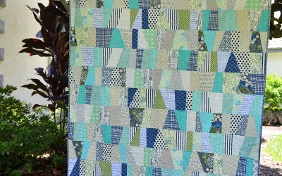 A Finished Quilt – Jumbler