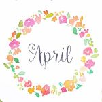 Hello April!! Ahh Springrebirth new beginnings the joy of whatshellip