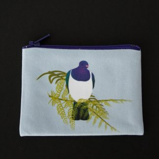 Small coin purse - kereru