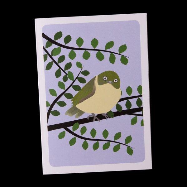 Tauhou greeting card