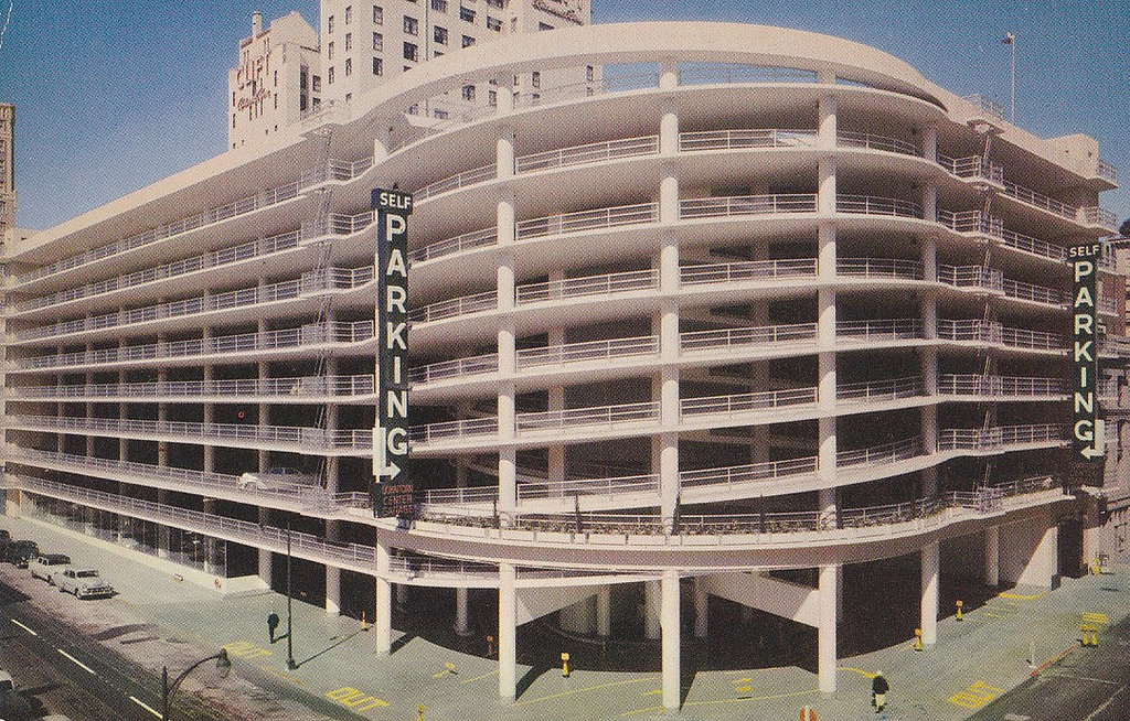 Parking Garages To Receive Security And Technology Upgrades  San Francisco News