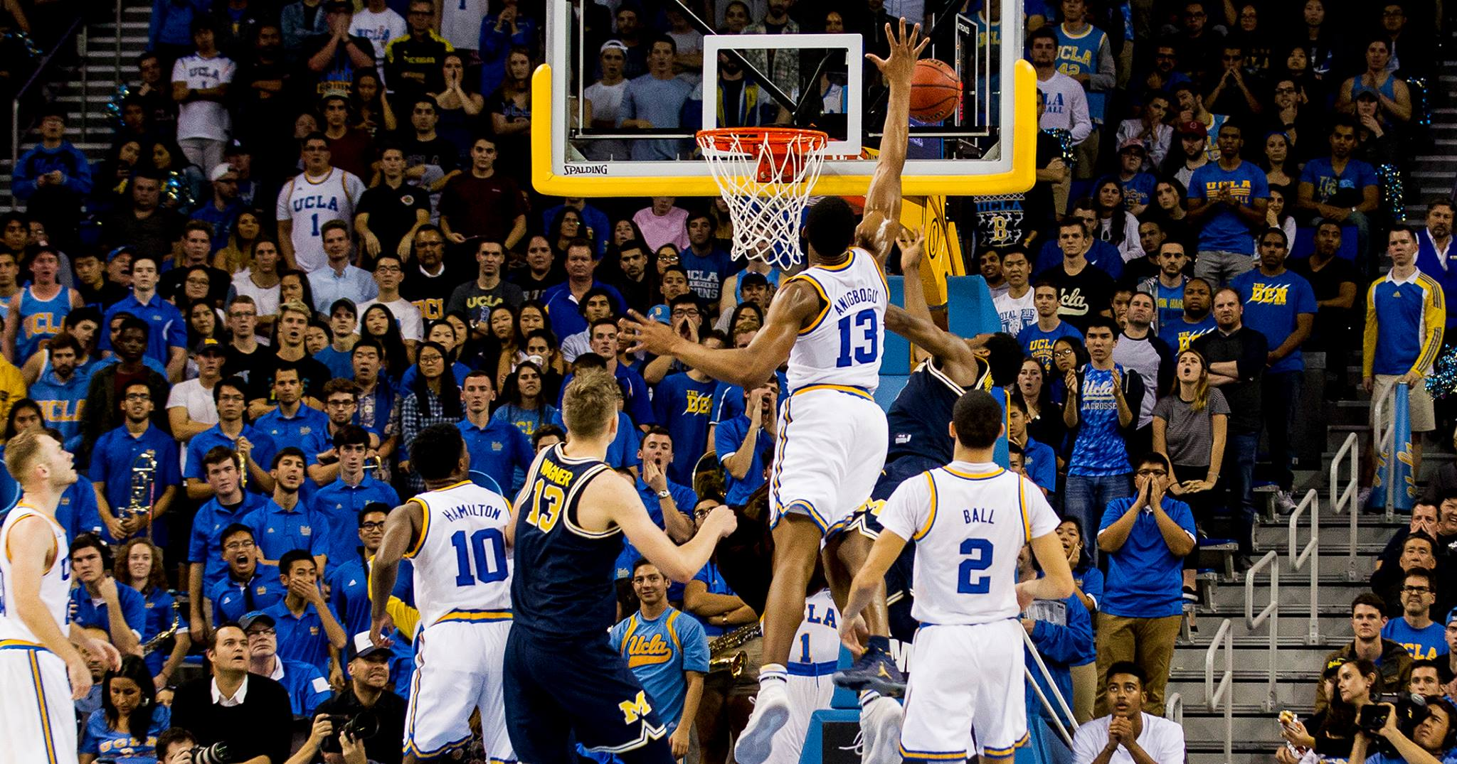 Ucla guard johnny juzang, the breakout star of the 2021 ncaa tournament, announced wednesday night he was withdrawing from the nba draft and returning to the bruins. Bruins Defeat Wildcats In Rematch - San Francisco News