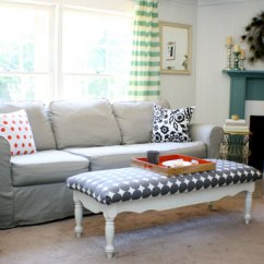 How Much Fabric To Make A Sofa Cover Corner Sofas On Credit Slipcovers Part 8 Tips And Tricks Slip Covered