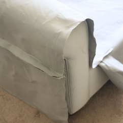 How To Make A Slipcover For Sofa Ebay Small Slipcovers Part 6 Slip Cover Arm
