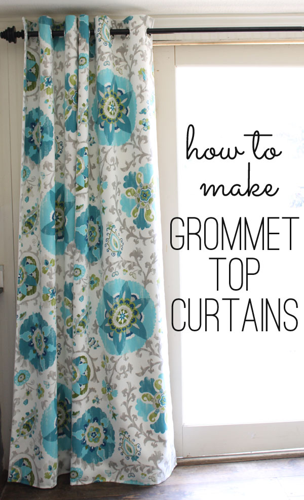 grommet kitchen curtains planning guide top tutorial a step by free how to make