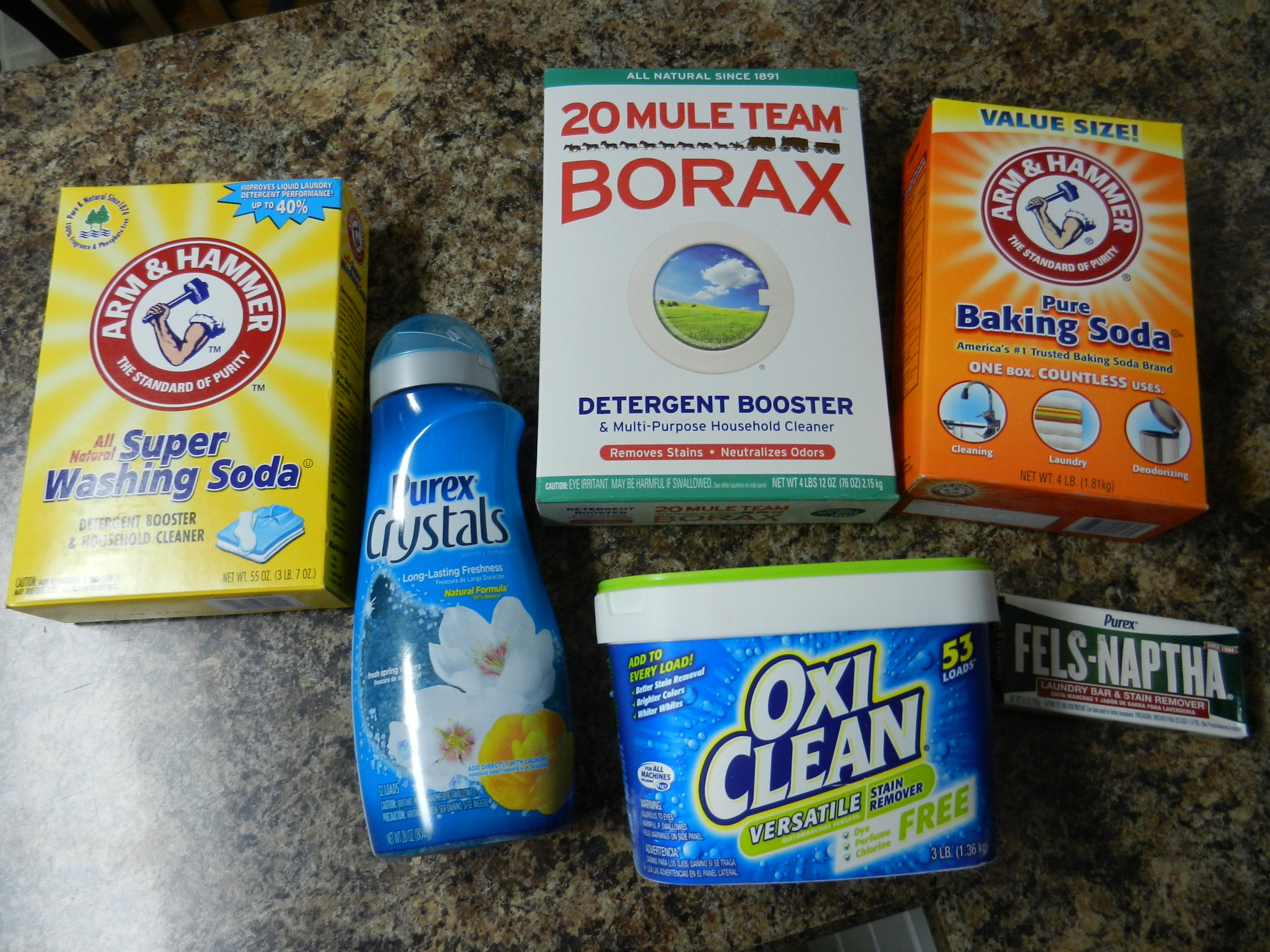 The Easiest Way To Make Homemade Laundry Soap For Pennies Per Load