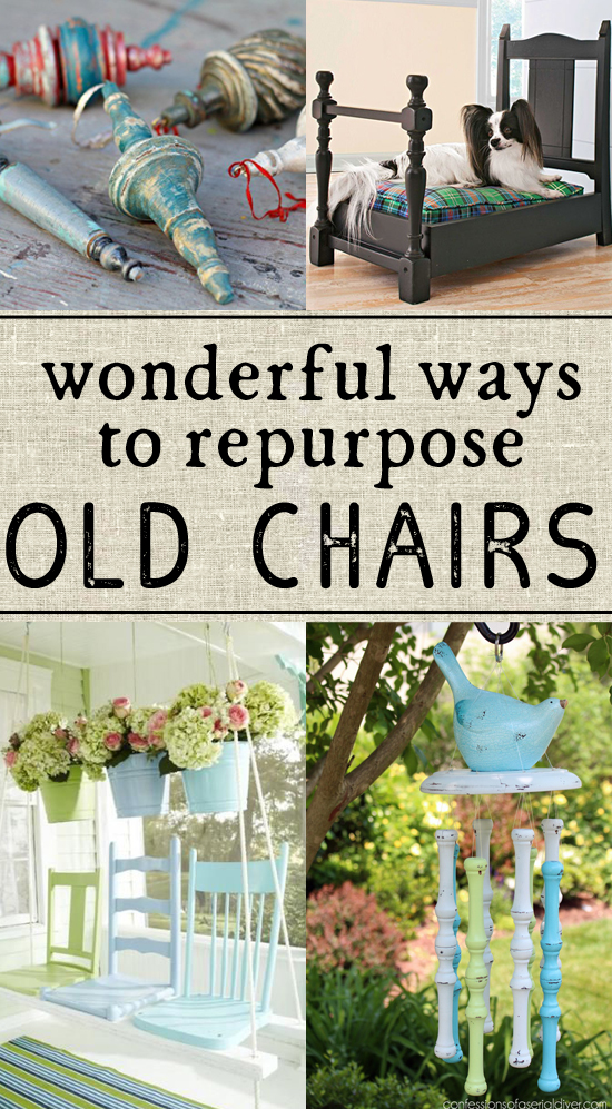 outdoor wire chairs black plastic chair rail repurpose old lamps - a few bright upcycle ideas
