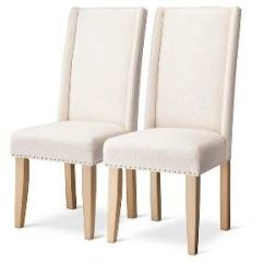 Farmhouse Dining Chairs Target Patio For Under 100 Each Great Options On A Budget All Of These Are
