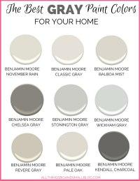 Benjamin Moore Blue Gray Paint | Euffslemani.com