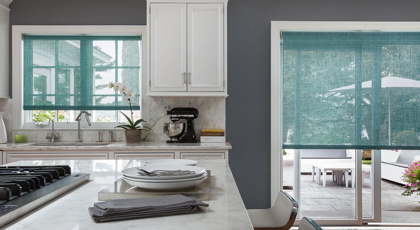 kitchen shades onyx backsplash practical beautiful window treatments the shade store