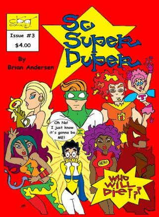 So Super Duper Issue 3 cover