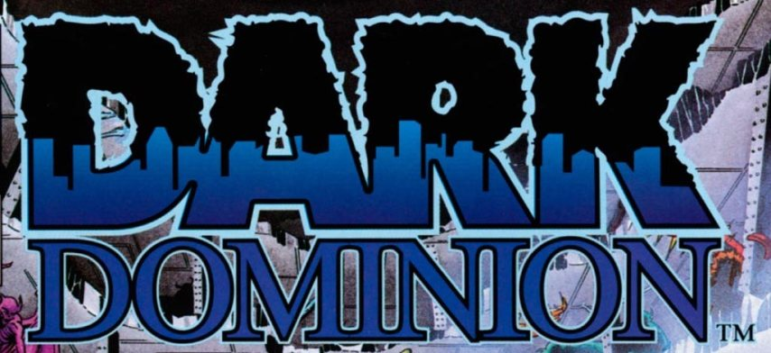 Defiant Comics Dark Dominion