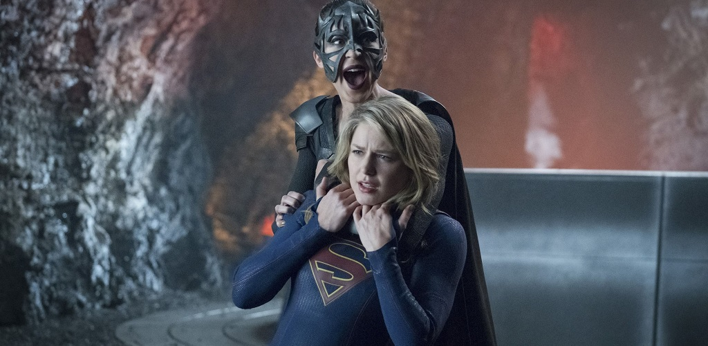 Comic Book Movies: Supergirl