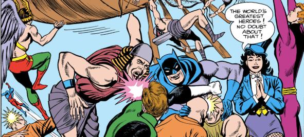 Zatanna's Search Justice League issue 51