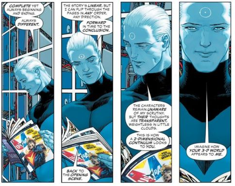 The Multiversity: Pax Americana | Words: Grant Morrison | Art: Frank Quitely