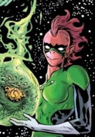 Green Lantern Trilla-Tru