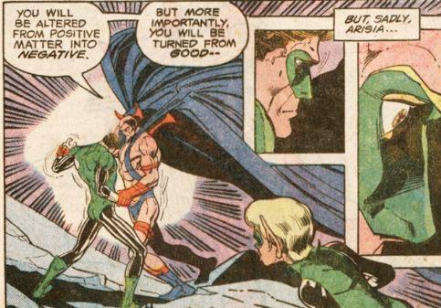 Hal Jordan Anti-Lantern