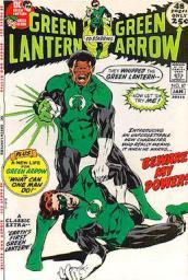 Green Lantern 87: John Stewart 1st Appearance