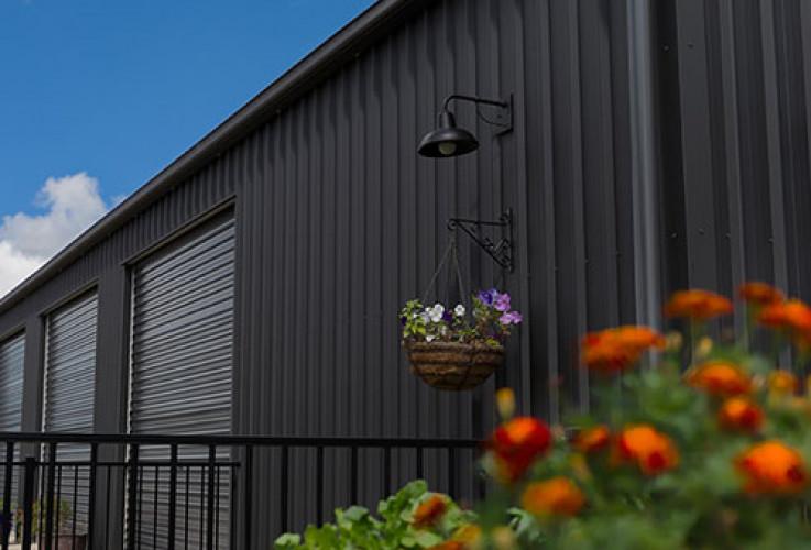 The Shed Company Custom Built Steel Sheds Garages Barns