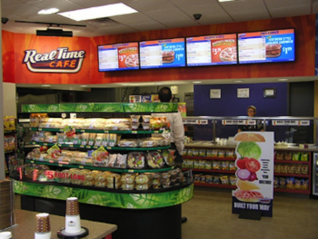 c-store foodservice