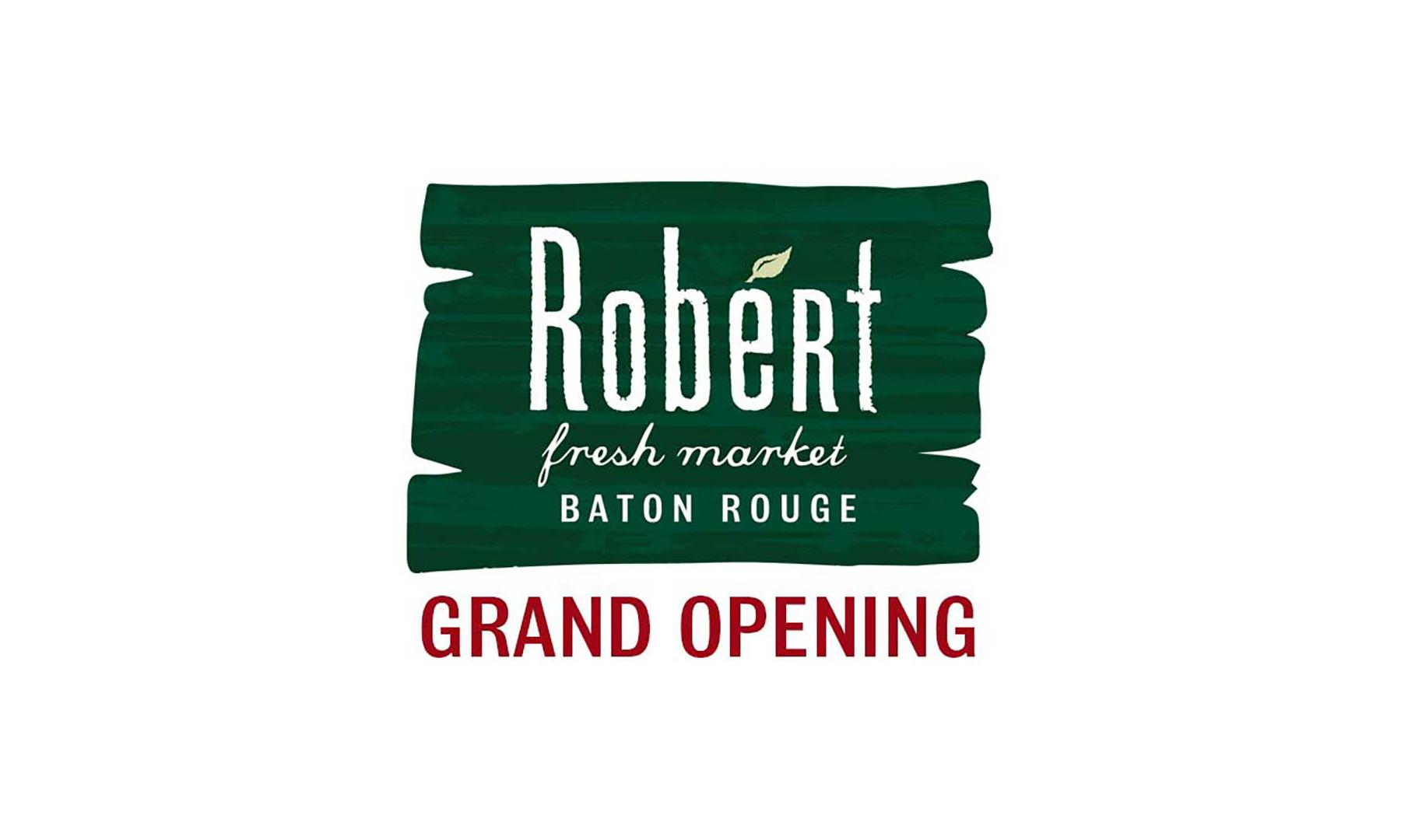 Fresh Market Grand Opening
