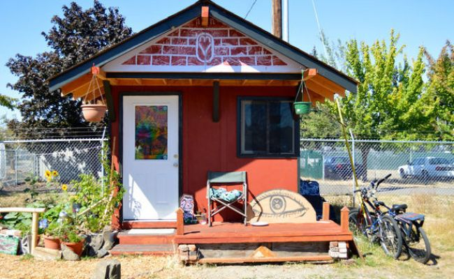 Tiny House Village In Eugene Oregon The Shelter Blog