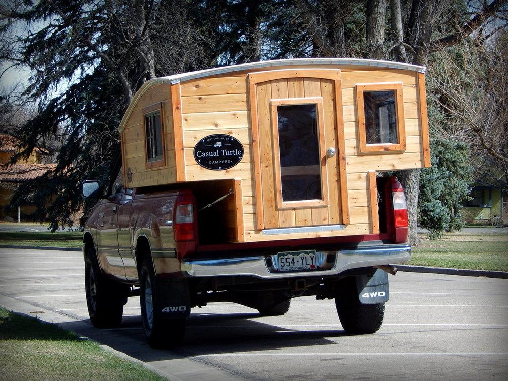 Pickup Truck Bed Storage