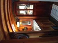 Interior Photos of Greg Ryan's Gypsy Wagon - The Shelter Blog