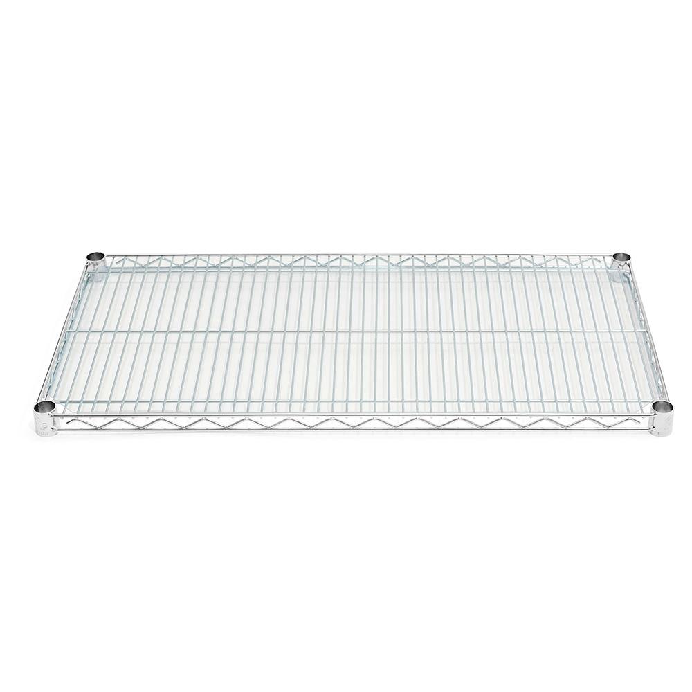 12 d acrylic wire shelf liners 2pk