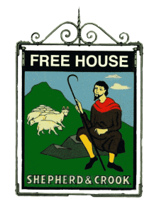 The Shepherd and Crook Burmarsh