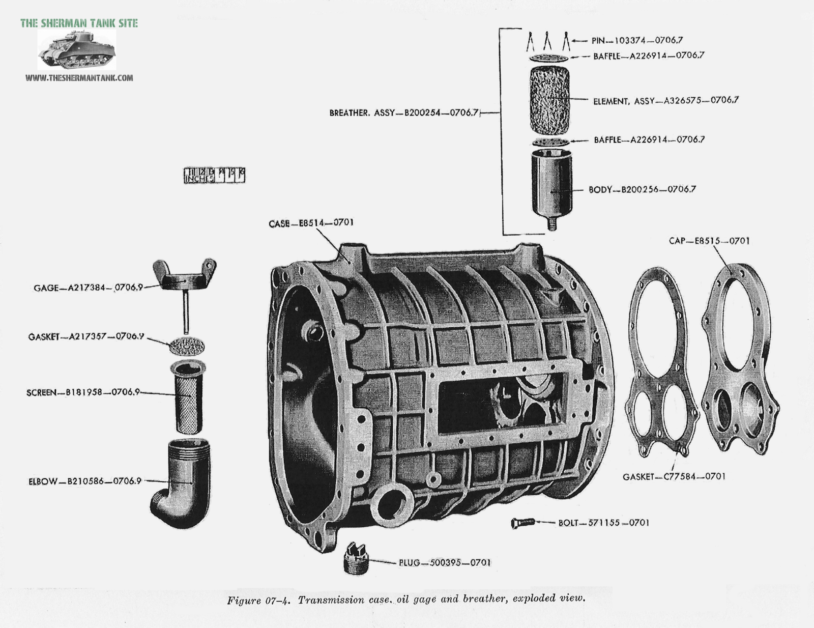 The Sherman Transmission: A pretty robust, and advanced