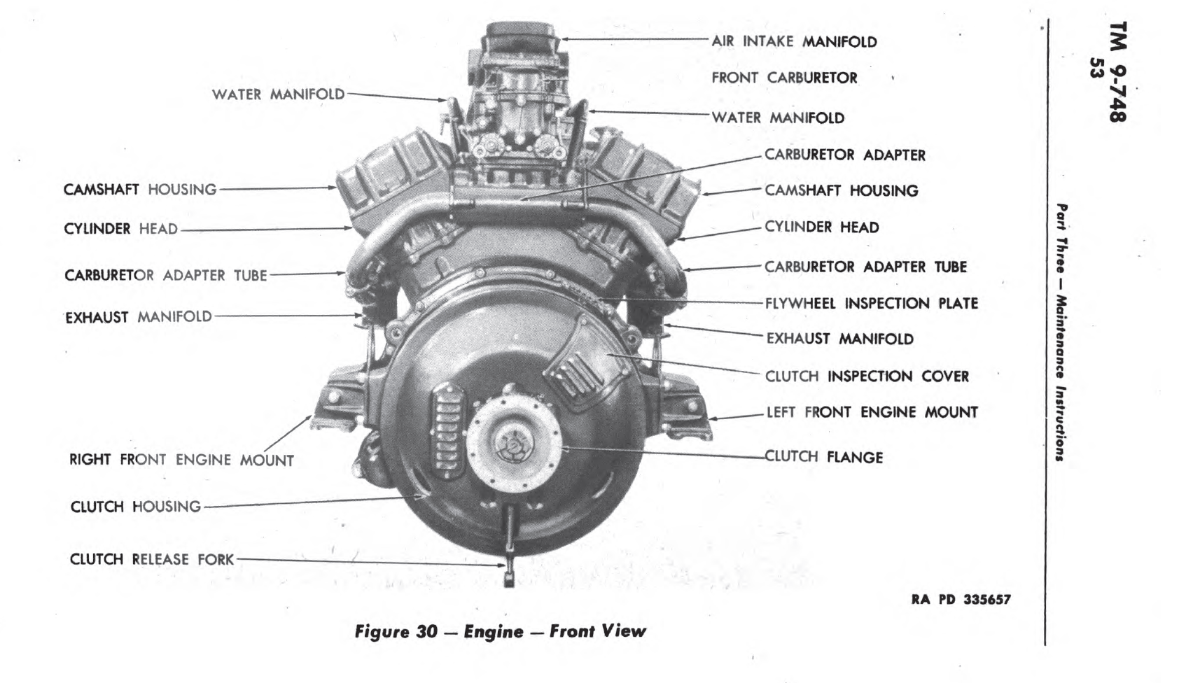 B5 V6 Engine Diagram Rear