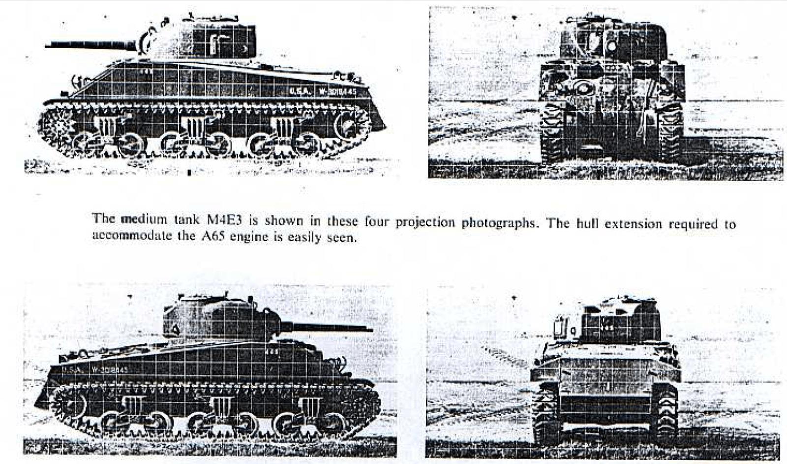 The M4 Sherman Tank Epic Information Thread Work In